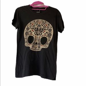 Loungefly Sugar Skull T-shirt M
